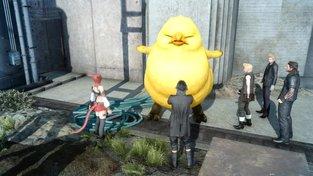 Final Fantasy XV a Final Fantasy XIV Online – Collaboration Trailer
