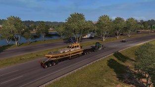 American Truck Simulator – Special Transport DLC