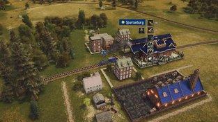 Railroad Corporation – Vlakovým magnátem v 19. století