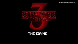 Stranger Things 3: The Game – Premiéra na The Game Awards