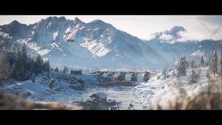 PUBG - oznámení sněžné mapy Vikendi (PlayerUnknown's Battlegrounds)