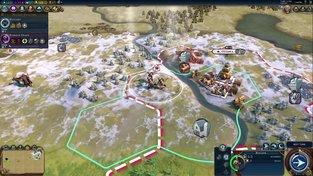Civilization VI: Gathering Storm - představení: Kanada