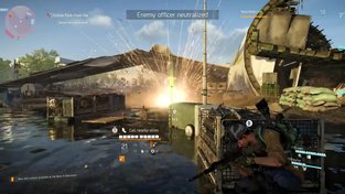 The Division 2 – PC Features