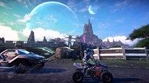 PlanetSide Arena – Zbraně a vozidla