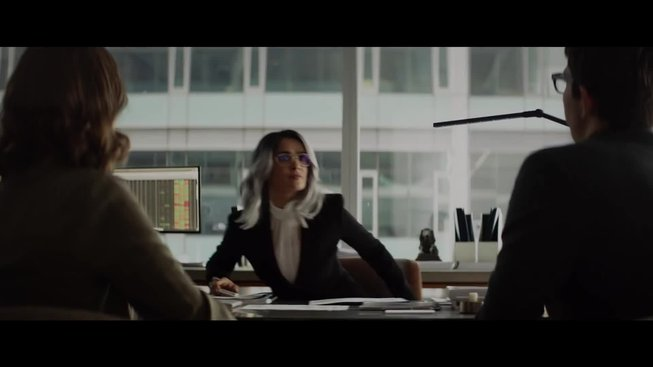 The Hummingbird Project: Trailer