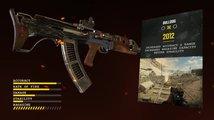 Metro Exodus – Zbraně: samopaly