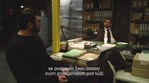 Složka 64: Film o filmu (Carl a Asad)