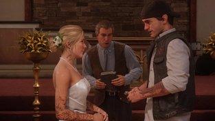 Days Gone – Sarah & Deacon's Wedding