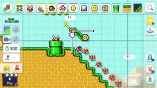 Super Mario Maker 2 - Oznámení