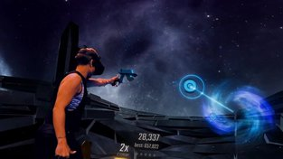 Audica - Mixed Reality Announce Trailer
