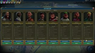 Civilization VI: Gathering Storm - Osmani