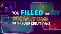 Video ke hře: Thank you, CoMmunity | #DreamsPS4