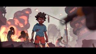 Overwatch - Baptiste Origin Story