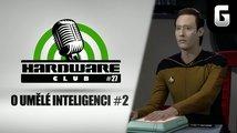 Hardware Club #27: AI neboli umělá inteligence – pokračování