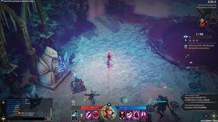 Pagan Online: záběry z hraní – herní charakter Anya