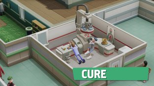 Two Point Hospital: Free Weekend Trailer!