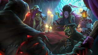 Hearthstone: Rise of Shadows filmový trailer