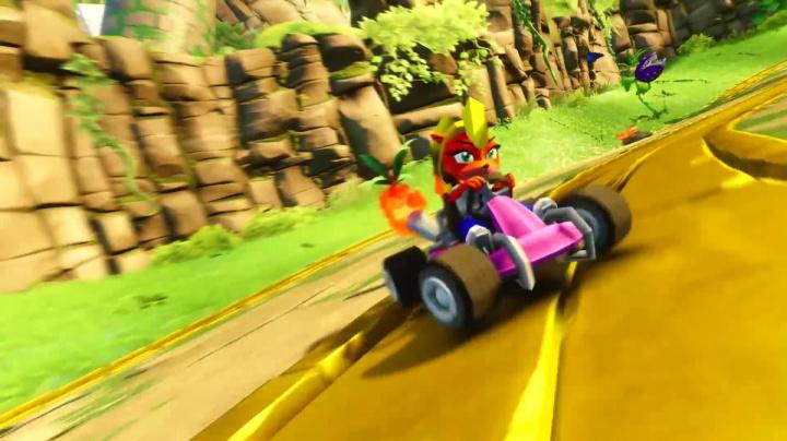 Crash Team Racing Nitro-Fueled - PS4 exkluzivní obsah