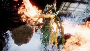 Mortal Kombat 11 - Cetrion New Character Reveal Trailer