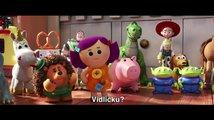 Toy Story 4: Příběh hraček: Trailer 3 (české titulky)