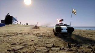 notmycar - Automobilový battle royale