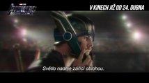 Avengers: Endgame: Klip (české titulky)