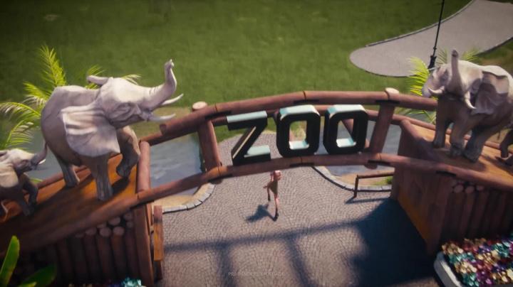 Planet Zoo - Oznámení nového zoo tycoonu
