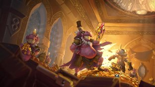 Here's the Plan! - Hearthstone The Dalaran Heist Cinematic
