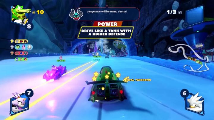 Team Sonic Racing - Character Types Spotlight