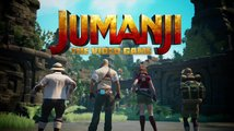 Jumanji: The Video Game - Teaser Trailer