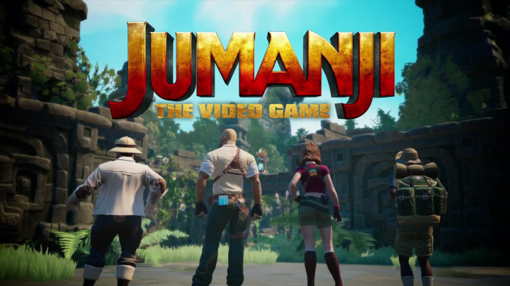 Jumanji: The Video Game - Teaser Trailer