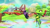 Yooka-Laylee and the Impossible Lair - oznamovací trailer