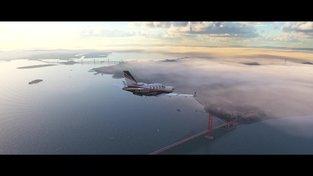 Microsoft Flight Simulator - Oznámení