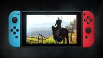 The Witcher 3: Wild Hunt — Complete Edition | Nintendo Switch Announcement