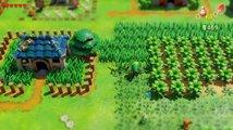 The Legend of Zelda: Link's Awakening - Gameplay - Nintendo Treehouse: Live | E3 2019