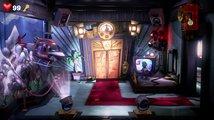 Luigi's Mansion 3 - Záběry z hraní