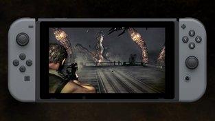 Resident Evil 5 & Resident Evil 6 - Nintendo Switch Trailer E3 2019