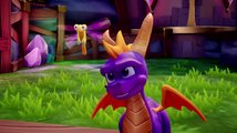 Spyro Reignited Trilogy - Nintendo Switch Trailer E3 2019