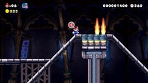 Super Mario Maker 2 - Záběry z hraní