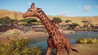 Planet Zoo - E3 Gameplay Demo