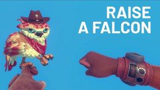 Falcon Age - PC Reveal Trailer