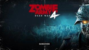 Zombie Army 4: Dead War – Oznámení