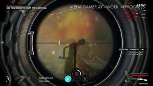 Zombie Army 4: Dead War – Záběry z hraní