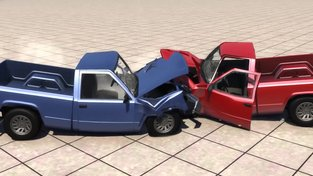 BeamNG.drive - Steam Early Access Trailer