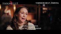 Annabelle 3: film o filmu 2