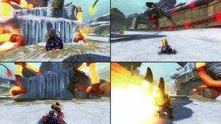 Crash Team Racing Nitro-Fueled - Gameplay Launch Trailer | PS4