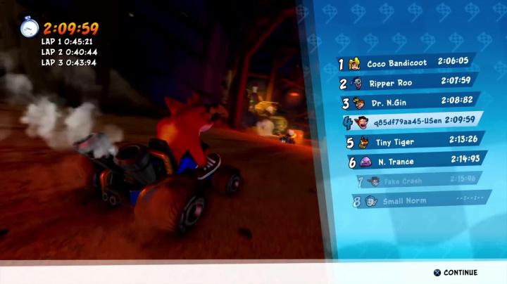 Crash Team Racing Nitro-Fueled - Dragon Mines & Retro Stadium Gameplay | PlayStation Underground