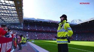 eFootball PES 2020 x Manchester United – oznámení partnerství