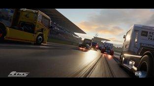 FIA European Truck Racing Championship - Oznámení