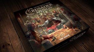 Crusader Kings the Board Game - oficiální trailer